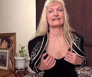 OmaGeiL Cindy and Phyla Wet and Hairy Grandmas