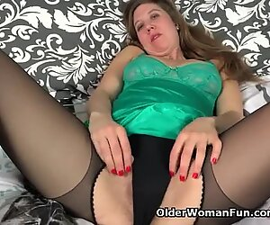 American mom Valentine will have some fun with us