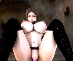 3D Hentai 14 Vampire