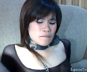 Exclusive Thai Amateur Fan Fucks In Body Stocking