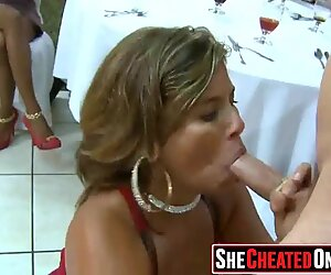 23 Great  These girls go crazy at clucb orgy sucking dick 4