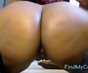 Ass in your face