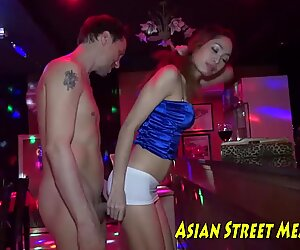 rectal Thai cute buggered On Billiard Board