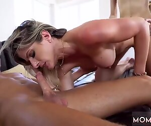 duddy s brother and   patron s sister hairy pussy Stepmom Turns Wet Dreams Into Reality - Cory Chase