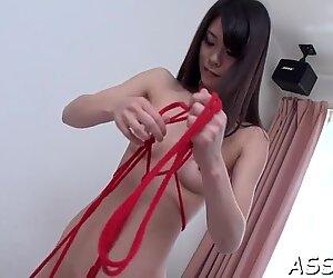 indecent oriental enjoy tunnel fingerblasting