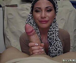 Arab father and school uniform threesome hd Desert Pussy