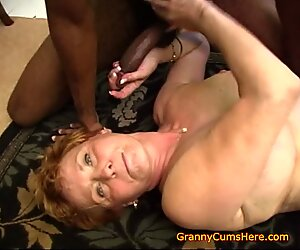 Is Your Granny Horny Like Mine Is