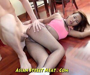 Thailand slaver And assfuck cream