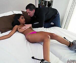 Thailand hardcore first time Brittney White Takes it Hard