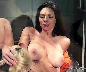 Milf Mindi Mink has intense lesbian Sex