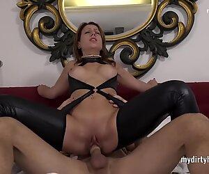 My filthy pastime - Kamikatzerl Doppel oral pleasure im Bad